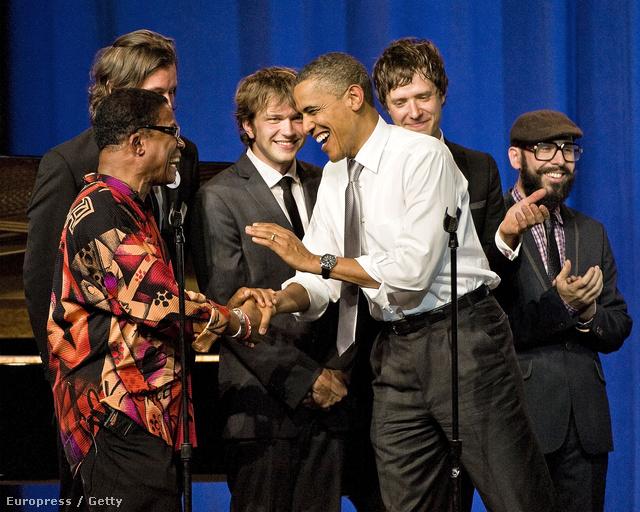 Barack Obama 50. születésnapi ünnepsége
