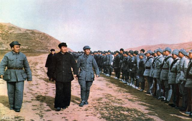 Mao Ce-tung 1944-ben