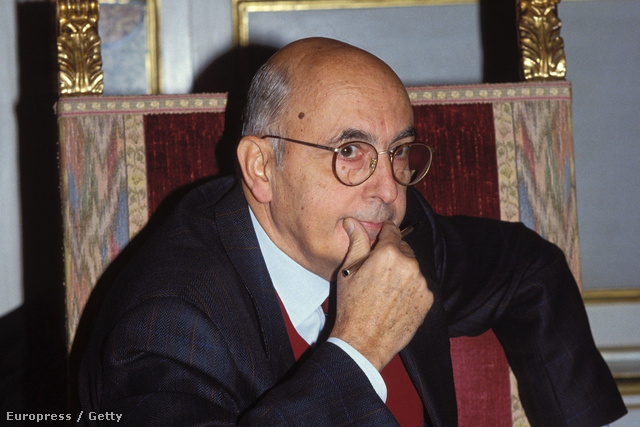 Giorgio Napolitano 1992-ben