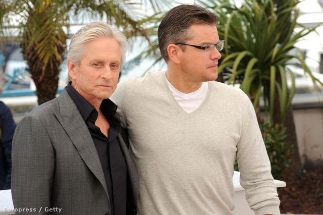 Douglas Matt Damonnal idén Cannes-ban