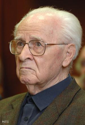 Morell Mihály 2008-ban