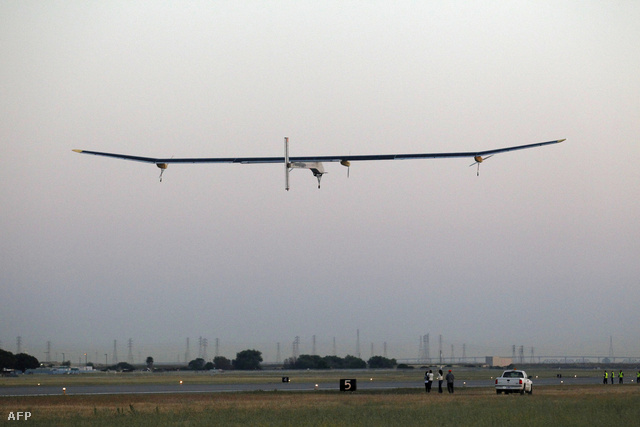 A Solar Impulse újra repül