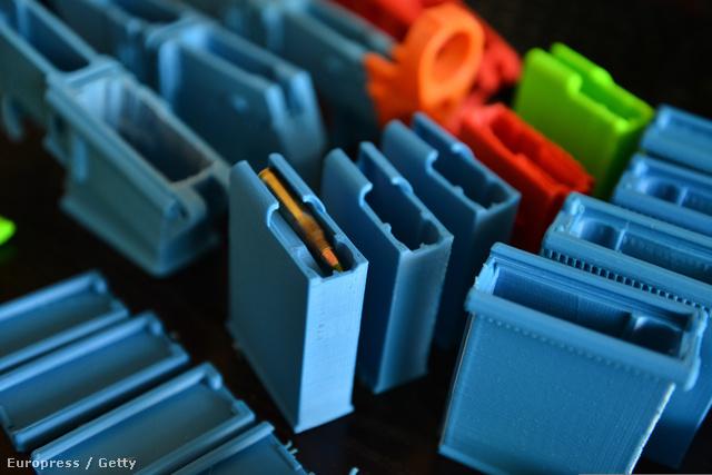 ABS műanyagból nyomtatott tárak