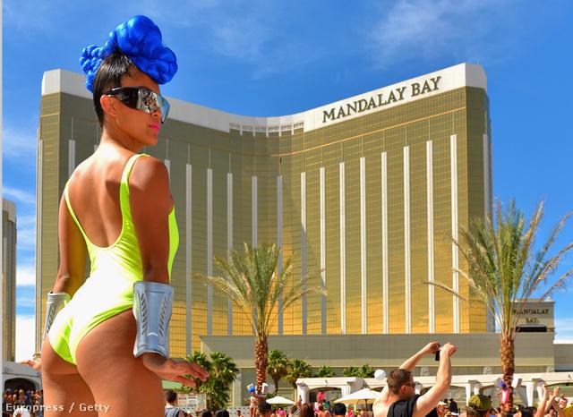 A Daylight Beach Club bulija Las Vegasban június első hétvégéjén