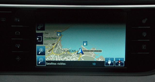 A navigáció is megköszönne egy szoftverfrissítést