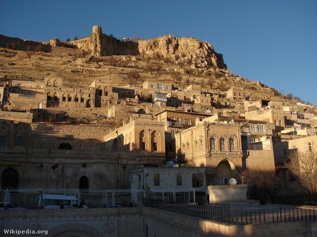 Old town Mardin Turkey