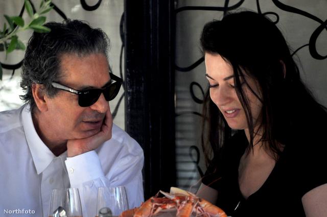 Nigella Lawson és férje