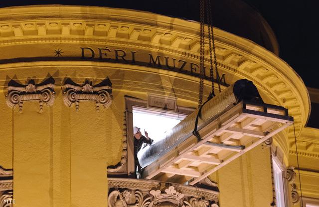 Munkácsy-festményt emelnek be a debreceni Déri Múzeumba