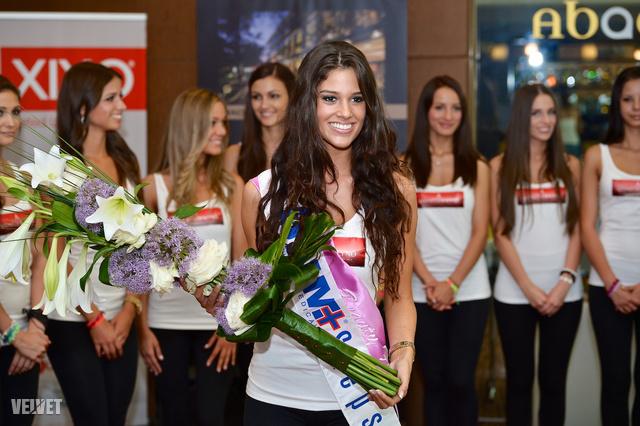Kocsis Korinna megkapta a legtermészetesebb szépség díját is