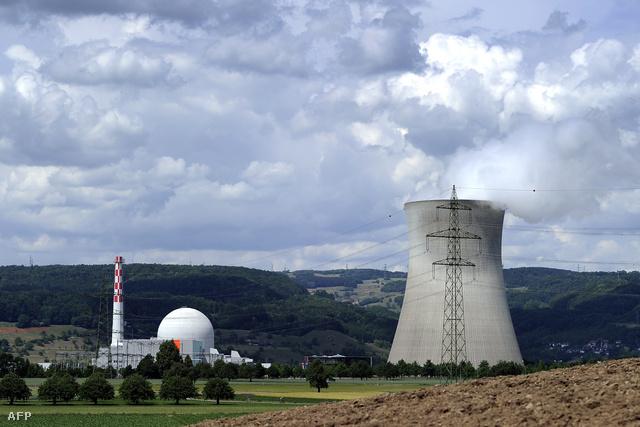 A leibstadti atomerőmű svájcban