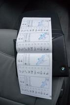 A végigütött szervizkönyv az egyik legnagyobb érték egy ilyen autónál - ha valódi