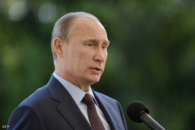 Vlagyimir Putyin június 25-én