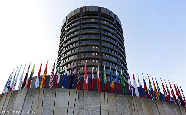 A BIS svájci székháza
