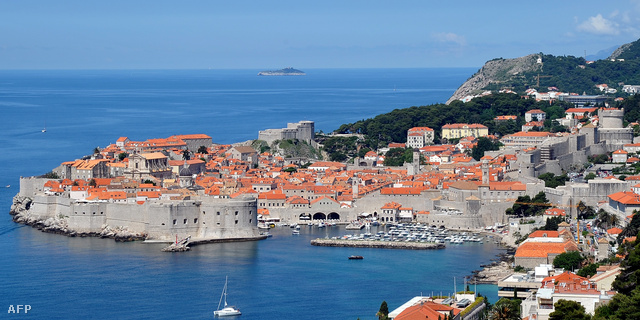 Dubrovnik óvárosa