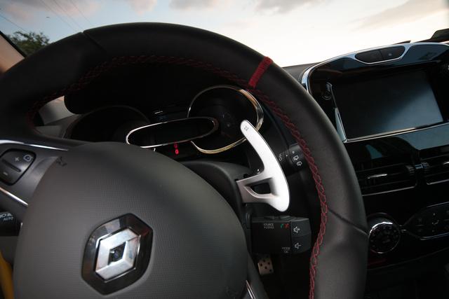 Már a Clio RS-tulaj is fülekkel vált, de csak akkor, ha akar