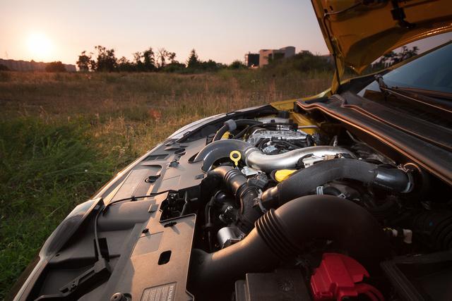 Biztos csúcstechnika az új motor, de az élmény nem feltétlenül ezen múlik