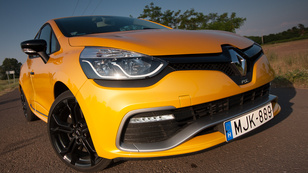 Renault Clio RS – 2013.