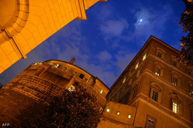 A Vatikán bank székháza