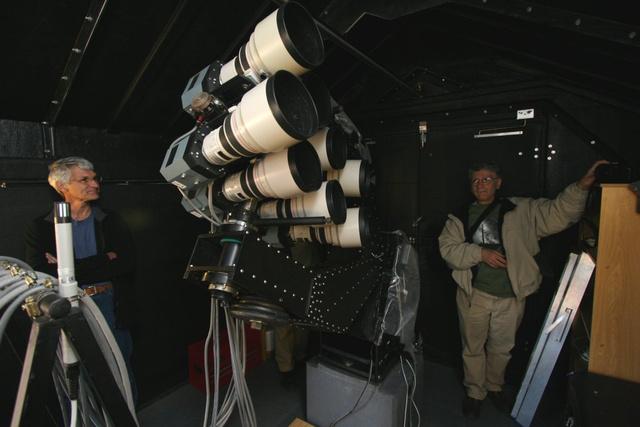 A SuperWASP rendszer