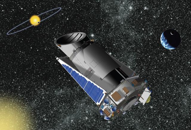 A nyugdíjba vonuló Kepler