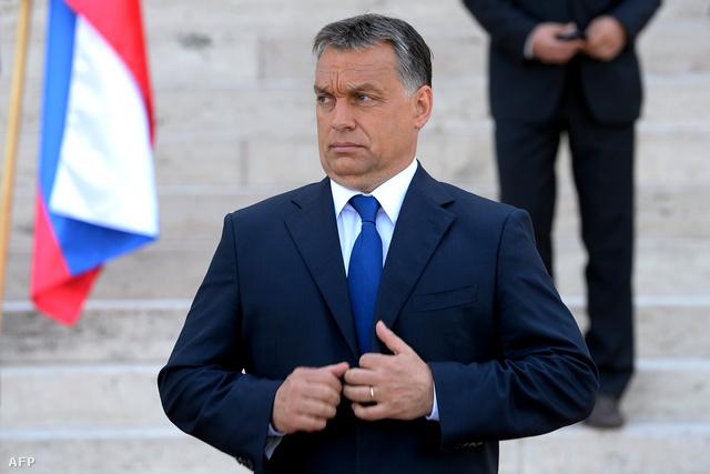Orbán Viktor kedden délelőtt