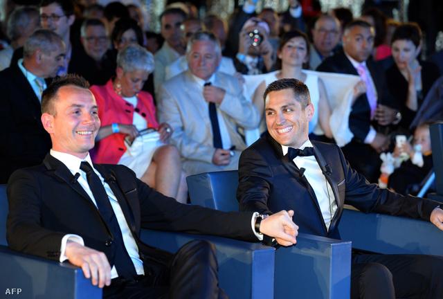 Franciaországban 2013. május 29-én kelt egybe az első meleg pár