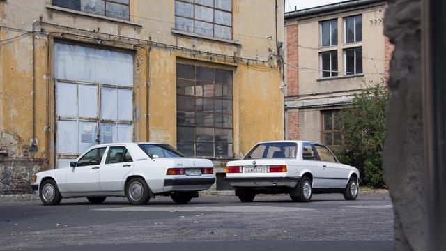 A BMW-ből akkor még éppen nem volt négyajtós