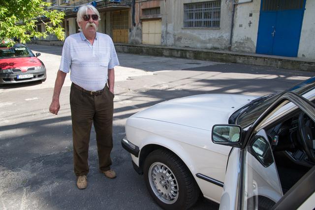 Kovács úr, aki új BMW-t vett harminc évvel ezelőtt