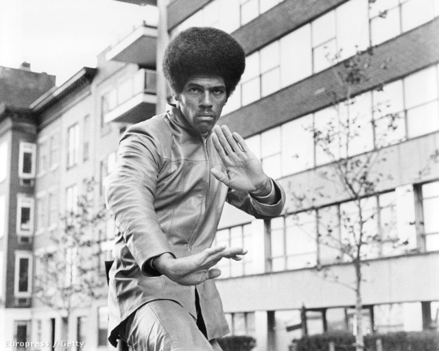 1974 – Jim Kelly a Three The Hard Way című filmben