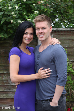 Jen és Craig Chalmers kényelmes kertvárosi otthonukban