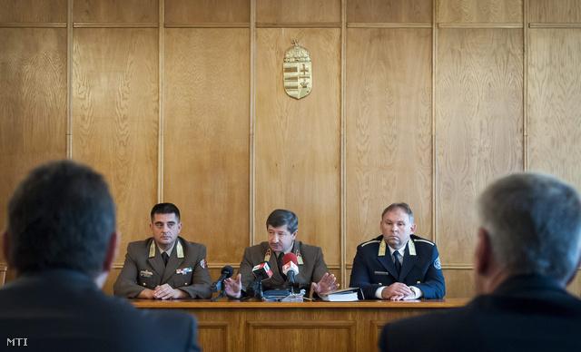 Ítélethirdetés  az első fokú tárgyaláson Debrecenben
