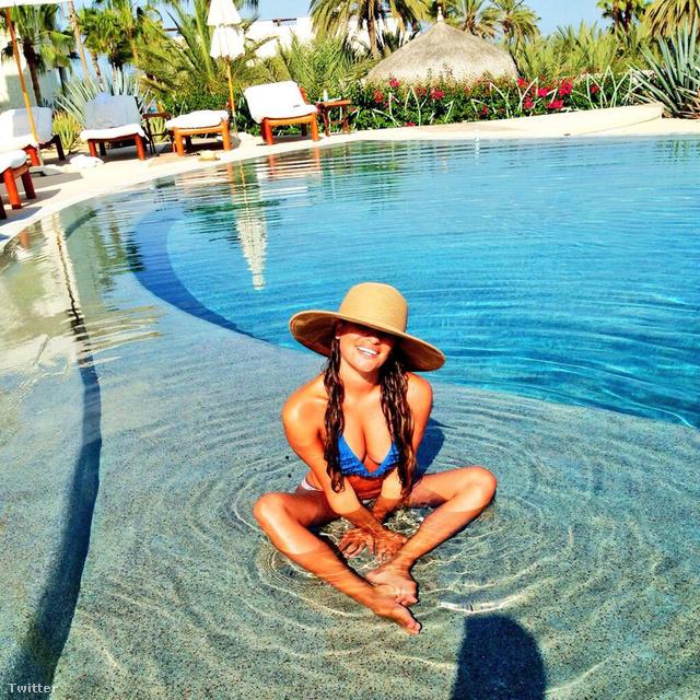 Lea Michele a Glee-ből átment Mexikóba