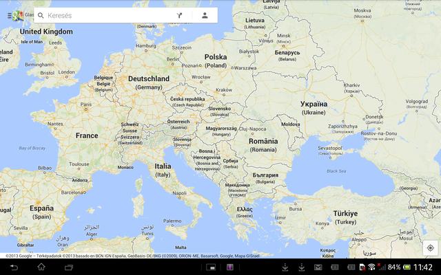 térkép google Index   Tech   Ajánlókkal bővült a Google Térkép