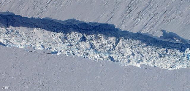 Pine-szigeti gleccser