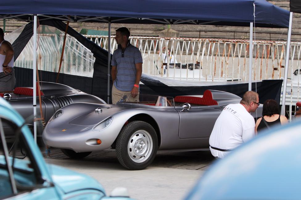 Porsche RSK. Vajon mennyi benne a Bogár?
