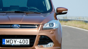Ford Kuga 2.0 TDCI Titanium Powershift – 2013.