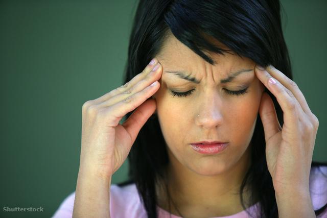 a feje fáj a férgektől