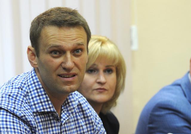Alekszej Navalnij
