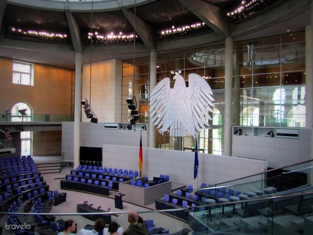 Reichstag - ülésterem