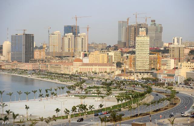 Luanda látképe
