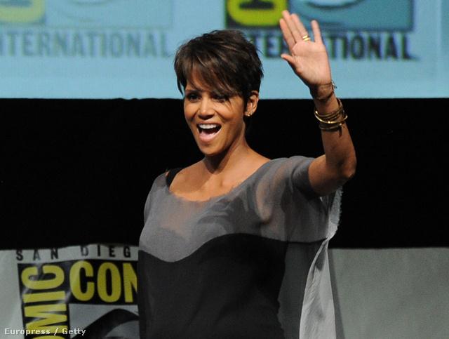Halle Berry a Comic-Conon San Diegóban