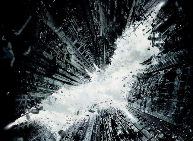 Batman-jelvény a Nolan-filmekben