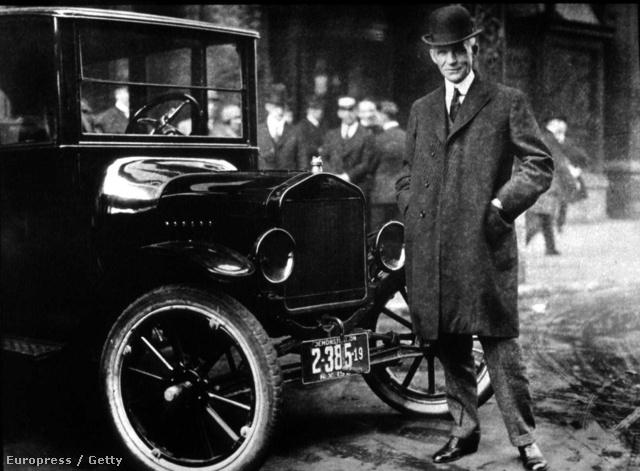 Ford és a T-Model