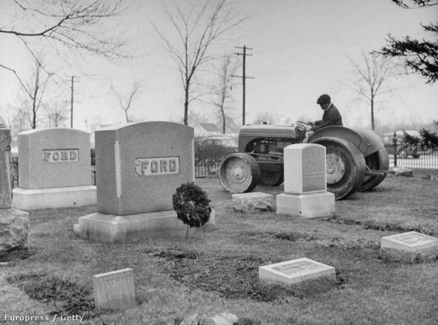 Henry Ford sírja