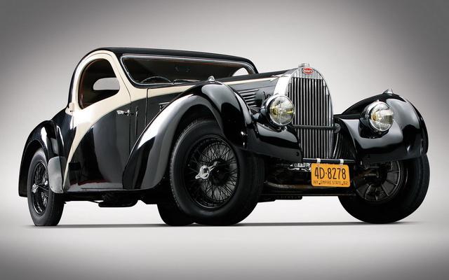 Veterán-Bugatti álmokat szőni csak milliárdosoknak szabad