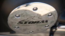 A Storm plusz száz köbcentit jelent