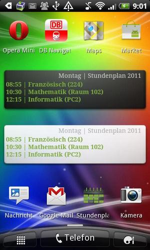 School Timetable Deluxe
