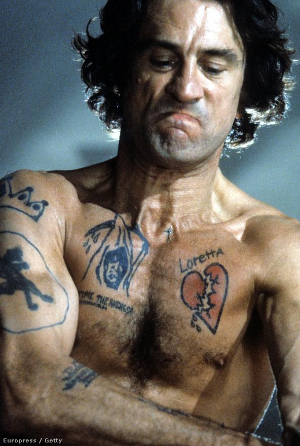 De Niro másik arca A rettegés fokában 1991-ben. Max Cady-t, a pszichopata gyilkost alakította, akinek 14 év börtön után egyetlen célja maradt, hogy bosszút álljon egykori ügyvédjén, San Bowdenen. Ezért a filmért jelölték hatodszor Oscarra és nagyjából itt értek véget a színész arany évei. Persze ezután is kapott nagyszerű szerepeket, de már közel sem olyan sokat, mint korábban.