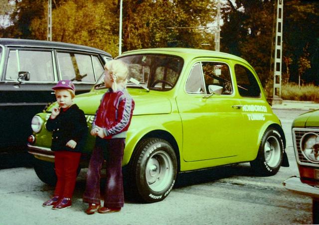 Aki emlékszik a Zima-féle Puchra, elsőre a híres almazöld szín ugrik be