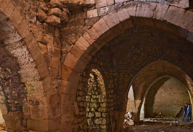 crusader-era-hospital-israel-antiquities 70097 600x450